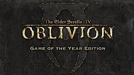 The Elder Scrolls IV: Oblivion Game of the Year [Online Game Code]