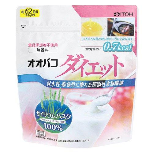井藤 オオバコダイエット 500g