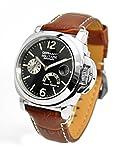 [ジャーマニーミリターレ]GERMANY MILITARE ドイツ製腕時計パワーリザーブ自動巻 MM-051S4ALPBR [並行輸入品]