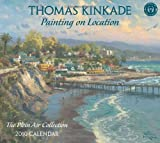 Thomas Kinkade Plein Air: 2010 Wall Calendar