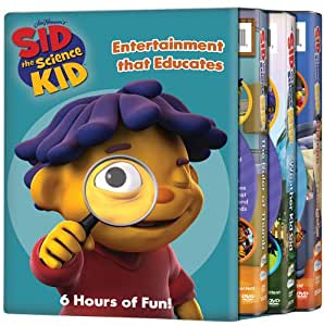 Sid the Science Kid: Weather Kid Sid, Gizmos & Gadgets, and The Ruler of Thumb
