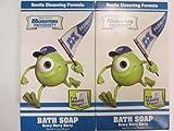 Disney Pixar Monsters University Bath Soap Scary Berry Berry Gentle Cleansing Formula