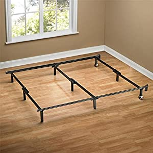 Amazon Com Sleep Revolution Compack Bed Frame With Wheels