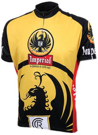 Buy Low Price World Jerseys Men's Imperial Cycling Jersey (B004EWG1T4)
