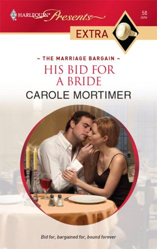 Image of His Bid For A Bride