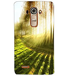 LG G4 FOREST Back Cover by PRINTSWAG