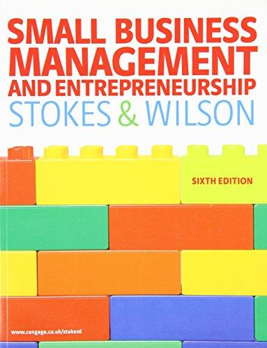 Small Business Management and Entrepreneurship Slide