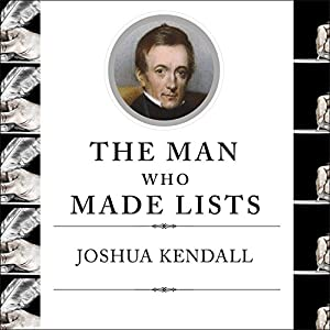 The Man Who Made Lists Audiobook