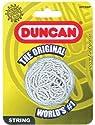 Duncan White Yo-Yo String, 5-Pack 100% Cotton