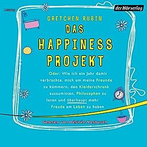 Das Happiness Projekt Hörbuch