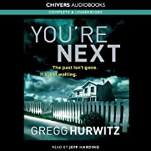 You're Next Audiobook by Gregg Hurwitz Narrated by Jeff Harding
