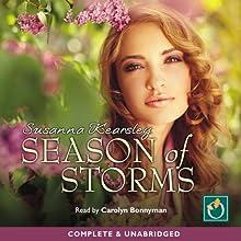 Season of Storms (       UNABRIDGED) by Susanna Kearsley Narrated by Carolyn Bonnyman