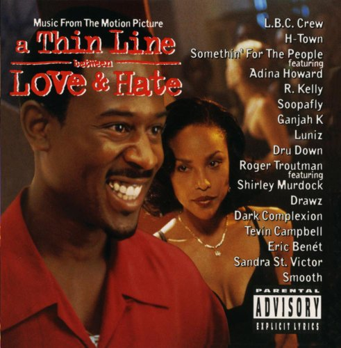 VA-A Thin Line Between Love and Hate-OST-CD-FLAC-1995-Mrflac Download