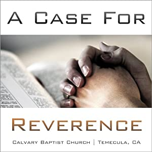 A Case for Reverence | [Ryan Rench]
