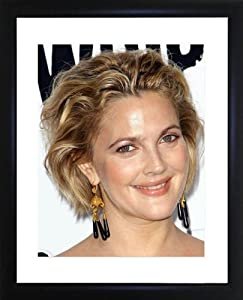 Drew Barrymore Framed Photo