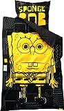 Spongebob Squarepants - Bedclothes Black