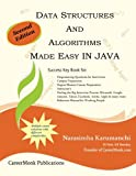 img - for Data Structures and Algorithms Made Easy in Java: Data Structure and Algorithmic Puzzles, Second Edition book / textbook / text book