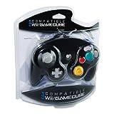 echange, troc Wii / GameCube Controller (Black) [import anglais]