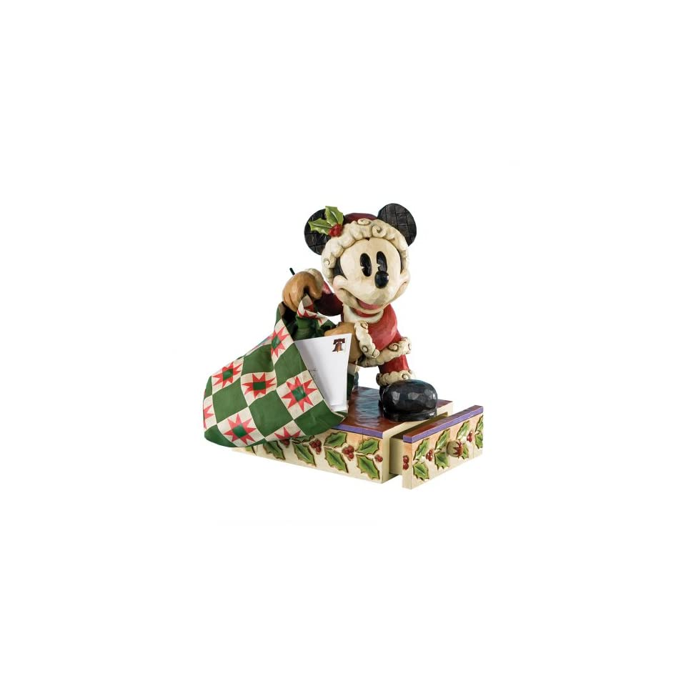 micky maus weihnachtsmann walt disney mickey mouse deko figur on popscreen. Black Bedroom Furniture Sets. Home Design Ideas