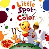 Rolie Polie Olie Board Book: Little Spot of Color