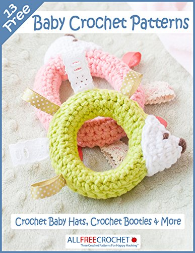 13 Free Baby Crochet Patterns (Free Crochet Ebooks compare prices)