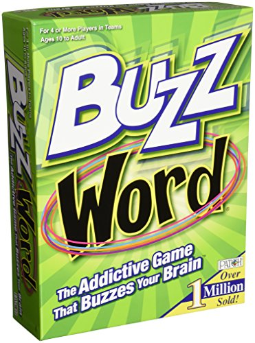 Buzzword - The Addictive Game that Buzzes Your Brain (Word Board Games For Adults compare prices)