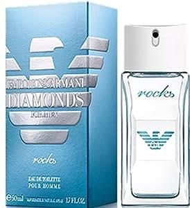 Armani Emporio Diamonds Rocks Men Eau De Toilette 75ml