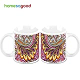 HomeSoGood Design From North West Coffee Mugs (2 Mugs)