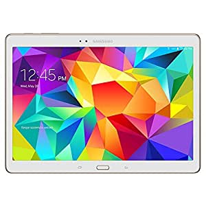 """Samsung Galaxy Tab S (10"""", wi-fi, white, Super AMOLED, android, higher res than iPad) + free amazon gift card"""