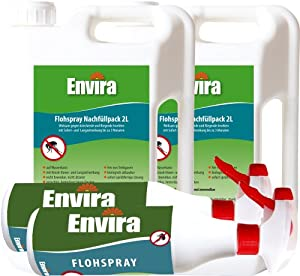envira spray gegen fl he 2x2ltr 2x500ml garten. Black Bedroom Furniture Sets. Home Design Ideas