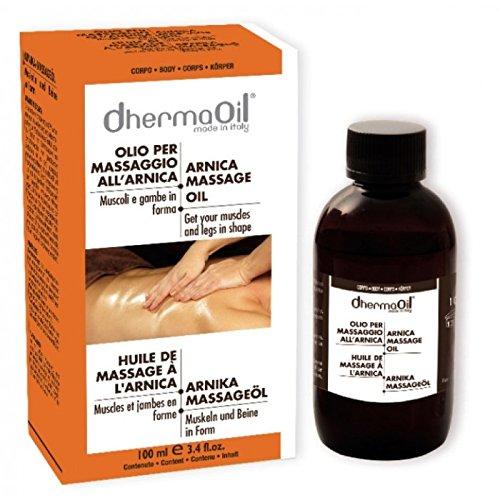 Dhermaoil olio per massaggio all'arnica