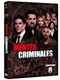 Mentes Criminales 8 Temporada 8 DVD España en Castellano.