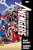 img - for The Avengers by Kurt Busiek & George P rez Omnibus Volume 1 book / textbook / text book
