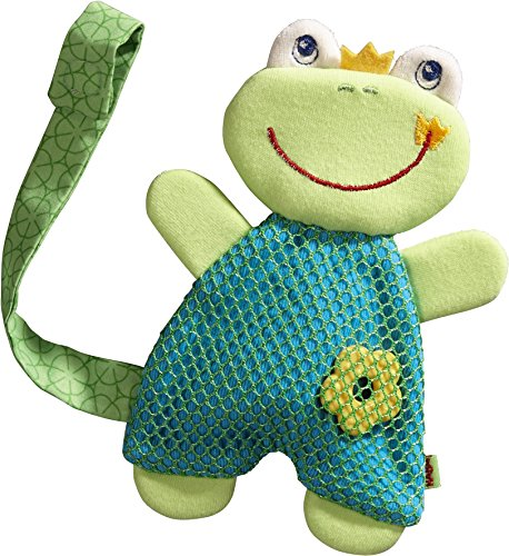 Haba 300584 Pacifier Animal Frog King
