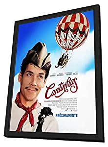 Cantinflas (Mexican) 11x17 Framed Movie Poster (2014)
