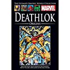 Deathlok: Origins (Ultimate Marvel Graphic…