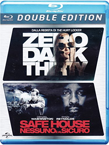 Zero Dark Thirty + Safe House [Blu-ray] [IT Import]
