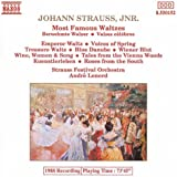 Strauss Jr: Most Famous Waltzes The Blue Danube