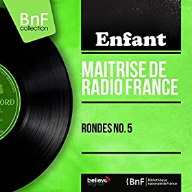 Rondes no. 5 (Mono Version)