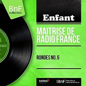 Rondes no. 5 (Mono Version)