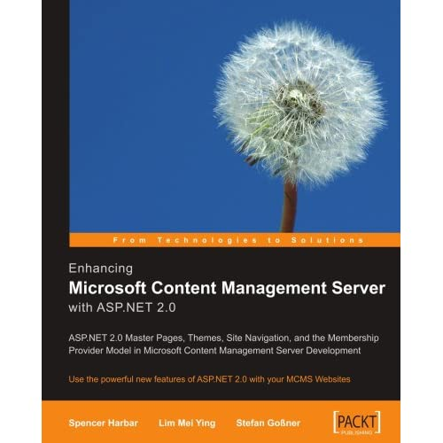 Enhancing Microsoft Content Management Server with ASP.NET 2.0: