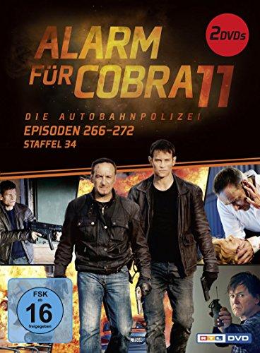Alarm für Cobra 11 - Staffel 34 [2 DVDs] hier kaufen