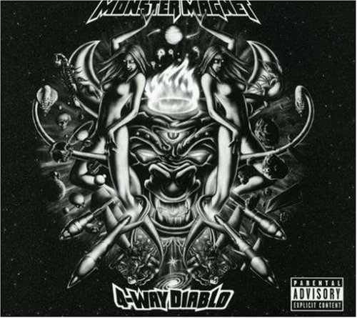 Monster Magnet - 4 Way Diablo - Zortam Music