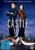 Castle - Die komplette erste Staffel (3 Discs) - Nathan Fillion, Stana Katic, Molly C. Quinn