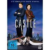 """Castle - Die komplette erste Staffel [3 DVDs]von """"Nathan Fillion"""""""