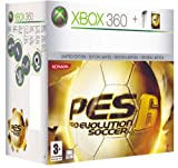 Xbox 360 Console and Pro Evolution Soccer 6 Bundle