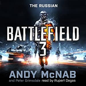 Battlefield 3: The Russian | [Andy McNab, Peter Grimsdale]