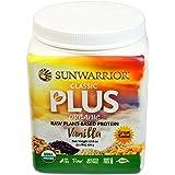 Classic Plus Raw Organic Protein Powder, Vanilla 1.1 lbs