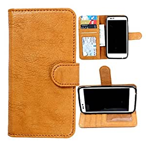 For Blackberry 9720 - DooDa Quality PU Leather Flip Wallet Case Cover With Magnetic Closure, Card & Cash Pockets