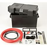 JEGS Performance Products 10278 Automotive/Marine Type Battery Relocation Kit
